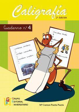 CALIGRAFÍA 04.CUADRÍCULA
