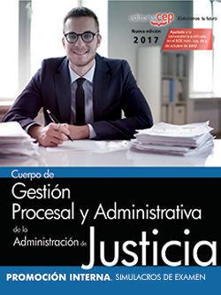 CUERPO DE GESTIÓN PROCESAL Y ADMINISTRATIVA DE LA ADMINISTRACIÓN DE JUSTICIA. PR