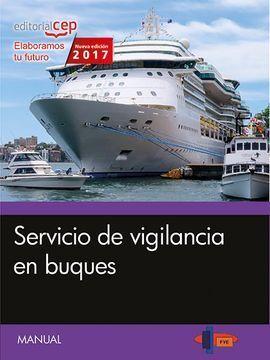 MANUAL. SERVICIO DE VIGILANCIA EN BUQUES