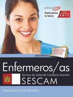 ENFERMEROS/AS. SERVICIO DE SALUD DE CASTILLA-LA MANCHA (SESCAM). SIMULACROS DE E