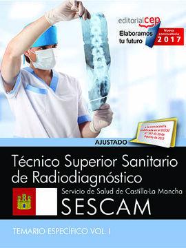 TÉCNICO SUPERIOR SANITARIO DE RADIODIAGNÓSTICO. SERVICIO DE SALUD DE CASTILLA -