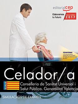 CELADOR/A. CONSELLERIA DE SANITAT UNIVERSAL I SALUT PÚBLICA. GENERALITAT VALENCI