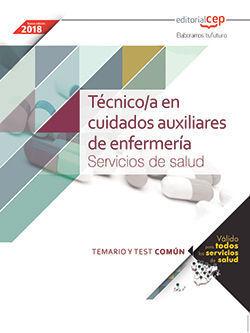 TÉCNICO/A EN CUIDADOS AUXILIARES DE ENFERMERÍA. SERVICIOS DE SALUD (ÁMBITO ESTAT