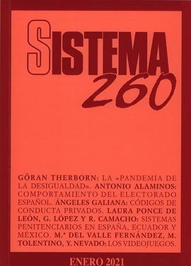 REVISTA SISTEMA Nº260