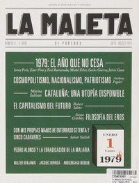 MALETA DE PORTBOU, LA -32 NOVIEMBRE-DICIEMBRE 2018