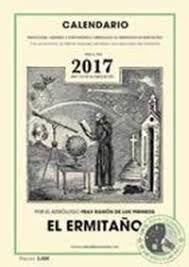 CALENDARIO ERMITAÑO 2018