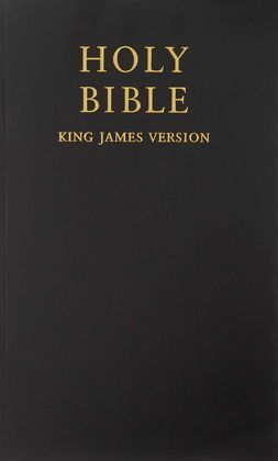 THE HOLY BIBLE : KING JAMES VERSION