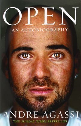 ANDRE AGASSI. OPEN. AN AUTOBIOGRAPHY