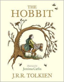 THE HOBBIT(COLOUR ILLUSTRATED)