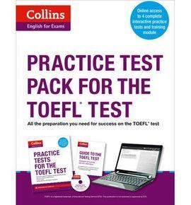 COLLINS: PRACTICE TESTS FOR THE TOEFL TEST