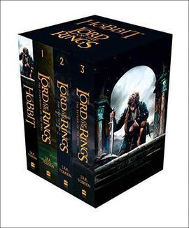 HOBBIT AND THE LORD OF THE RINGS BOXED SET