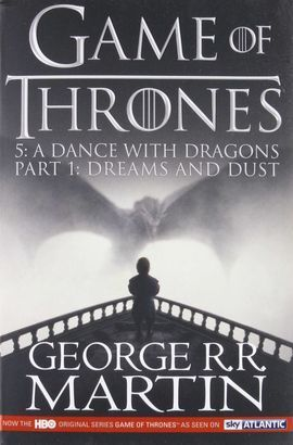 GAME OF THRONES BOOK 5 (TV)