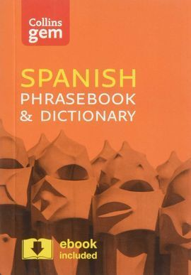 COLLINS GEM SPANISH PHRASEBOOK 2016