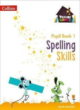 TREASURE HOUSE SPELLING SKILL PUPIL BK 1
