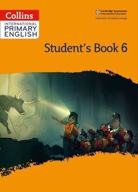 COLLINS INTERNATIONAL PRIMARY ENGLISH STUDENT'S BOOK: STAGE 6