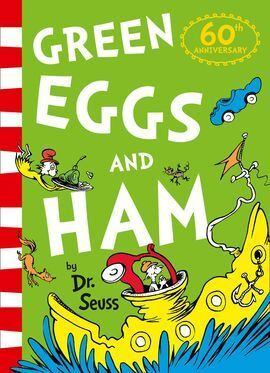 GREEN EGGS AND HAM (60TH ANNIVERSARY EDITION)