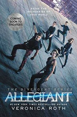 DIVERGENT (3) — ALLEGIANT [FILM]