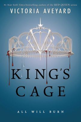 RED QUEEN 3: KING´S CAGE