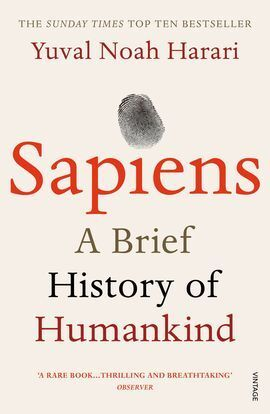 SAPIENS A  BRIEF HISTORY