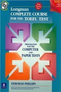 LONGMAN COMPLETE COURSE FOR TOEFL BOOK + CD-ROM