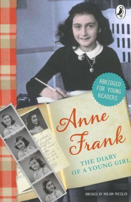 DIARY OF ANNE FRANK (YOUNG READERS EDITION), THE