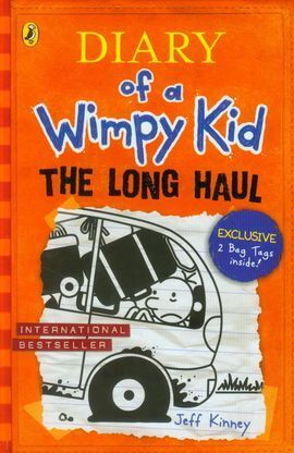 DIARY OF WIMPY KID 9