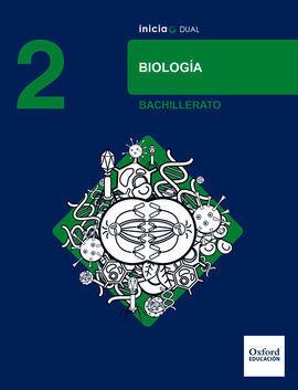 INICIA BIOLOGÍA 2.º BACHILLERATO. LIBRO DEL ALUMNO