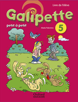 GALIPETTE PETIT 5.º PRIMARIA. PACK LIVRE DE L'ÉLÈVE