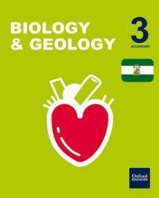 INICIA BIOLOGY & GEOLOGY 3º ESO. STUDENT'S BOOK.