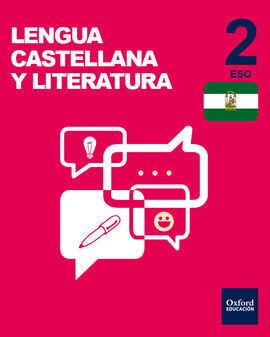 INICIA DUAL LENGUA CASTELLANA Y LITERATURA 2.º ESO. LIBRO DEL ALUMNO.ANDALUCÍA