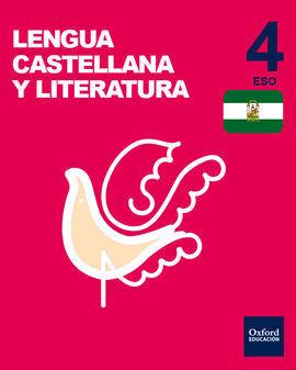 INICIA LENGUA CASTELLANA Y LITERATURA 4.º ESO. LIBRO DEL ALUMNO. ANDALUCÍA