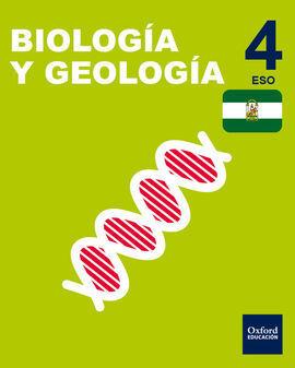 BIOLOGIA Y GEOLOGIA 4 ESO ANDALUCIA INICIA DUAL 2017