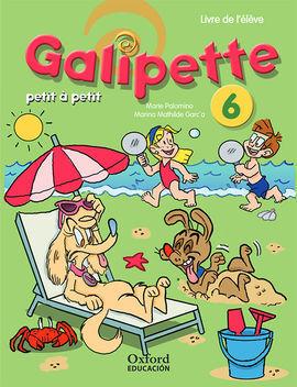 GALIPETTE PETIT 6º.PRIMARIA. LIVRE +CD