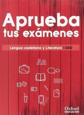 APRUEBA EXAMENES 1ºESO LENGUA I LITERATURA