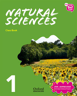 NEW THINK DO LEARN NATURAL SCIENCES 1. CLASS BOOK + STORIES PACK (ANDALUSIA EDIT