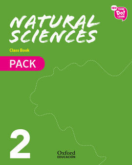 NEW THINK DO LEARN NATURAL SCIENCES 2. CLASS BOOK + STORIES PACK (ANDALUSIA EDIT