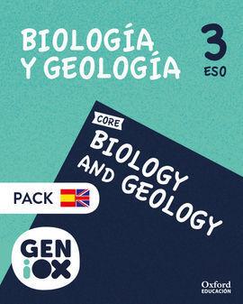 BIOLOGÍA Y GEOLOGÍA 3º ESO.
