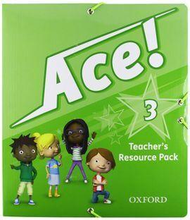 ACE! 3: TEACHER'S RESOURCE PACK