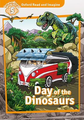 OXFORD READ AND IMAGINE 5. DAY OF THE DINOSAURS MP3 PACK