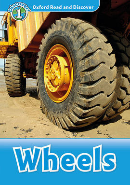 OXFORD READ AND DISCOVER 1. WHEELS MP3 PACK