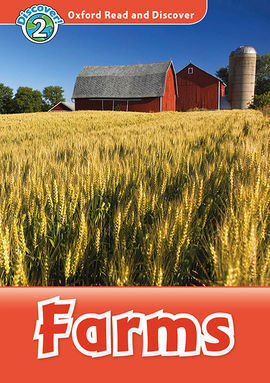 OXFORD READ AND DISCOVER 2. FARMS MP3 PACK