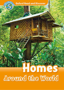 OXFORD READ AND DISCOVER 5. HOMES AROUND THE WORLD MP3 PACK