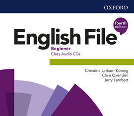 ENGLISH FILE 4TH EDITION A1. CLASS AUDIO CD (3)
