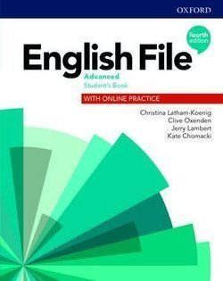 ENGLISH FILE 4TH EDITION ADVANCED. STUDENT'S BOOK MULTIPACK A