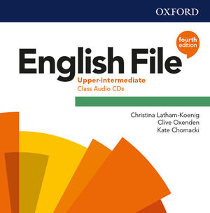 ENGLISH FILE 4TH EDITION B2.2 CLASS CD (3)