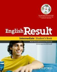 ENGLISH RESULT INTERMEDIATE. STUDENT'S BOOK WITH DVD PACK