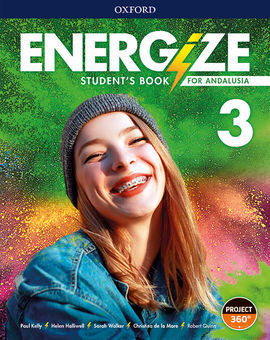 ENERGIZE 3. STUDENT'S BOOK. ANDALUSIAN EDITION