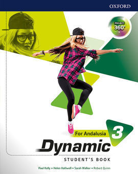 DYNAMIC 3. STUDENT'S BOOK. ANDALUSIAN EDITION
