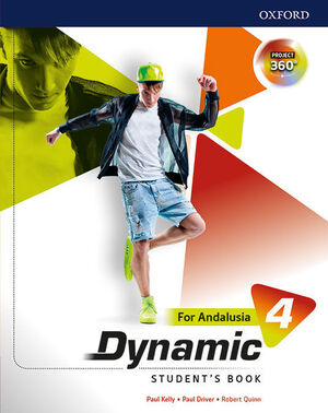 DYNAMIC 4. STUDENT'S BOOK. ANDALUSIAN EDITION