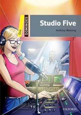 STUDIO FIVE. LIBRO + CD 2010